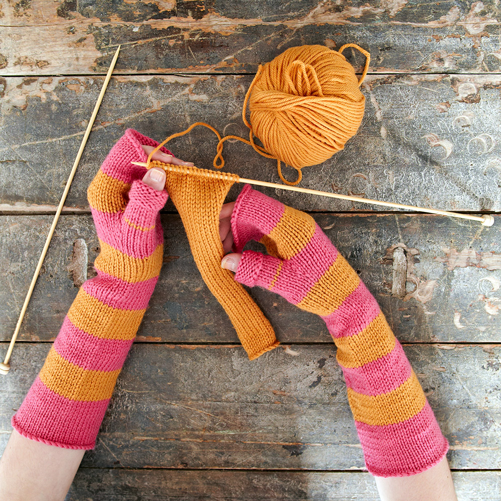 Learn How To Knit : Learn How to Knit: Our Step-By-Step Guide
