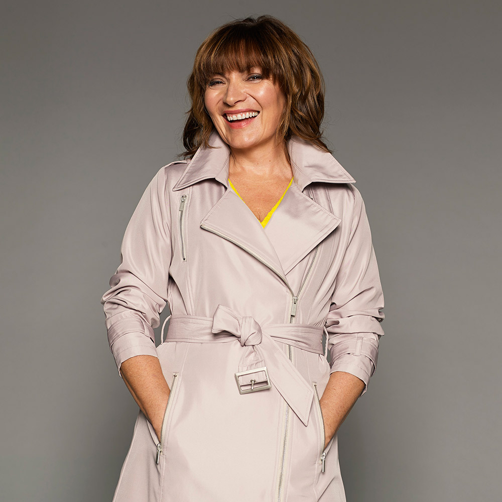 Fab lorraine kelly turns fashion designer here s her new covetable