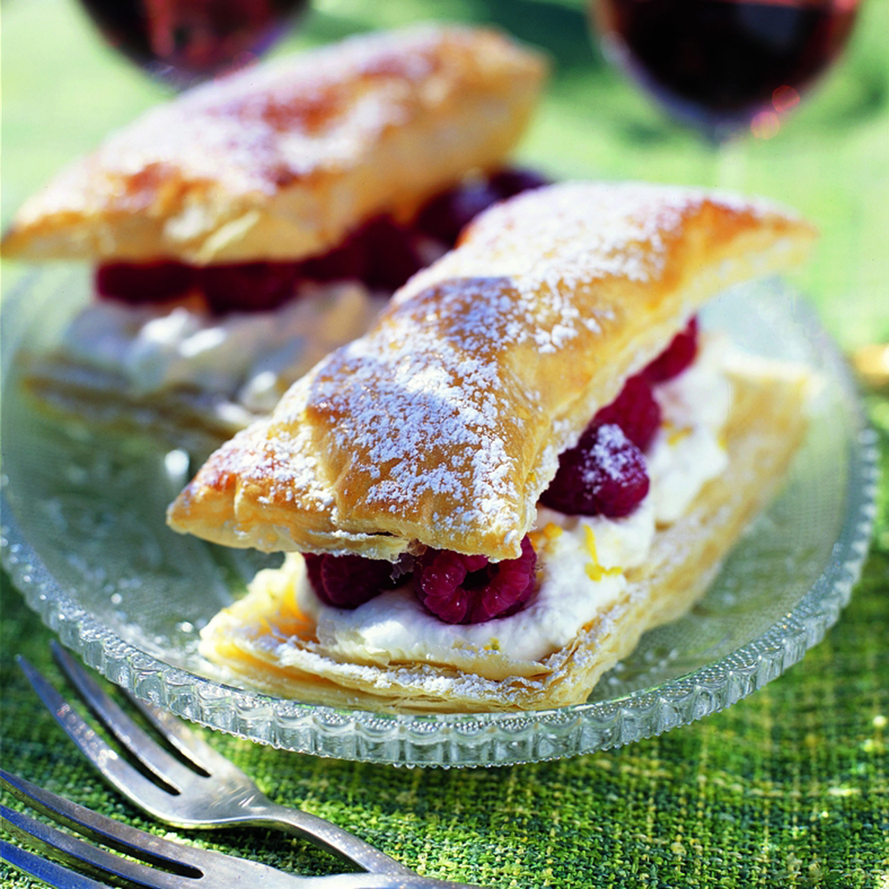Two-layer Quick Mille Feuille