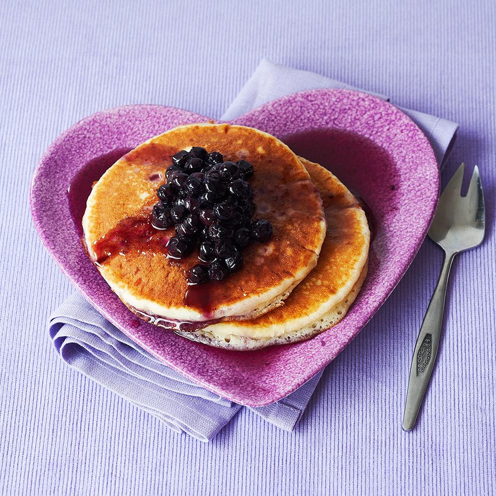 How to make american buttermilk pancakes american style for Award winning pancake recipe