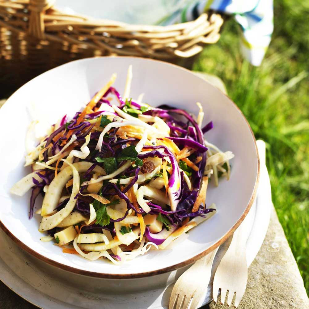 Cheesy Coleslaw Recipe: A Brilliant Barbecue Side