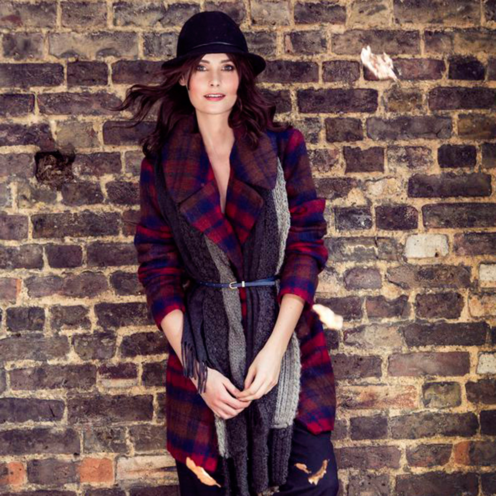 Cold Weather Fashion 9 Ways To Style Out The Cold Snap