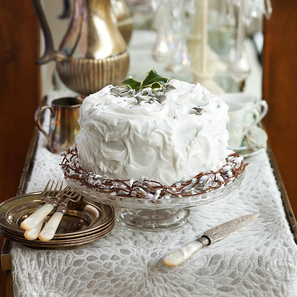 Fruit Cake With Boozy Rum And Raisin