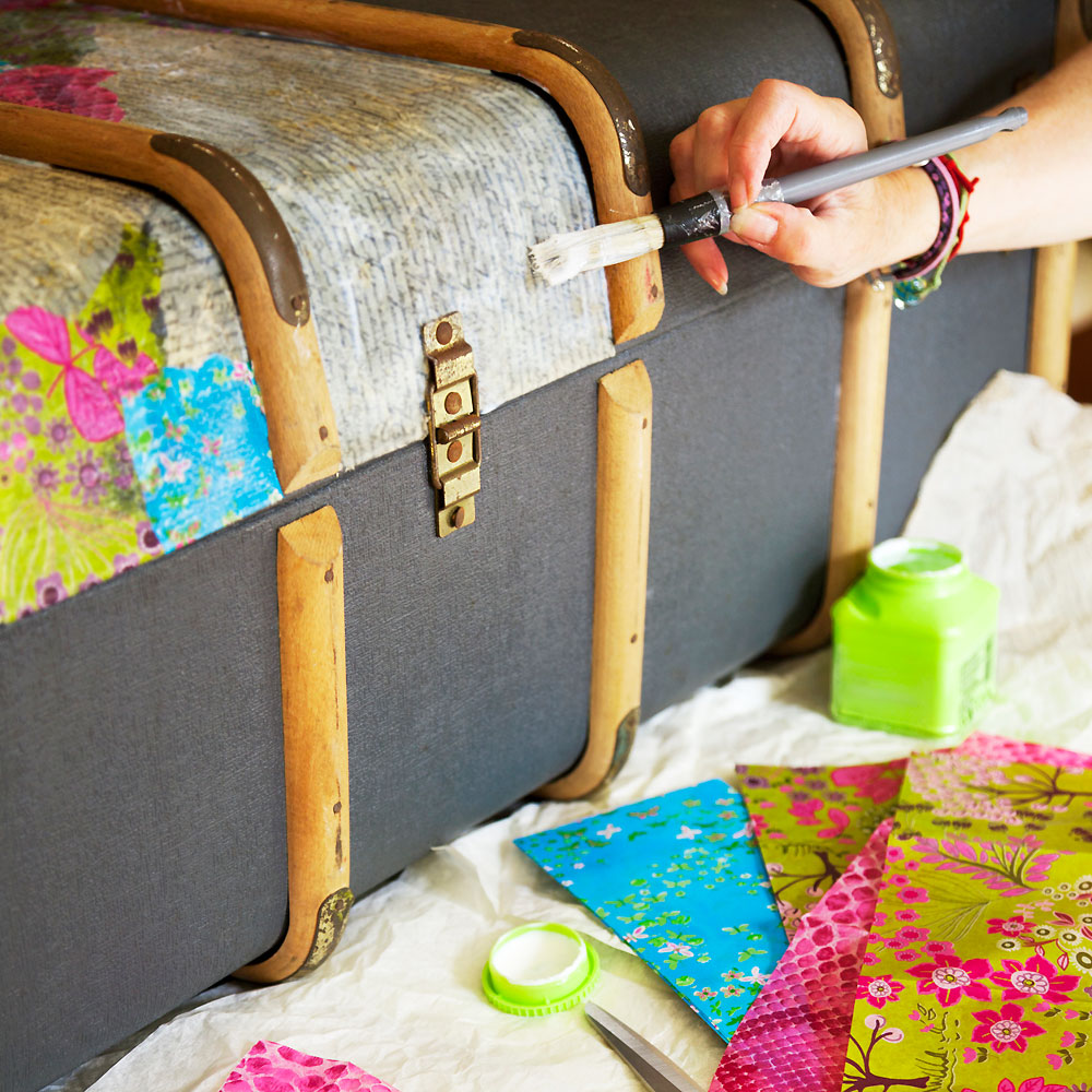 How To Decoupage A Beginners Guide Dcoupage The