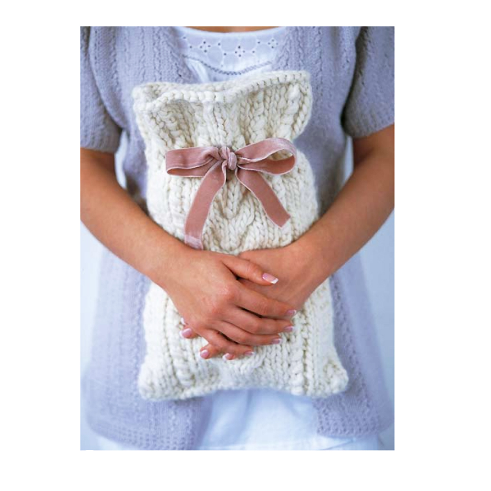Beat chilly feet hot water bottle cover knitting pattern bankloansurffo Choice Image