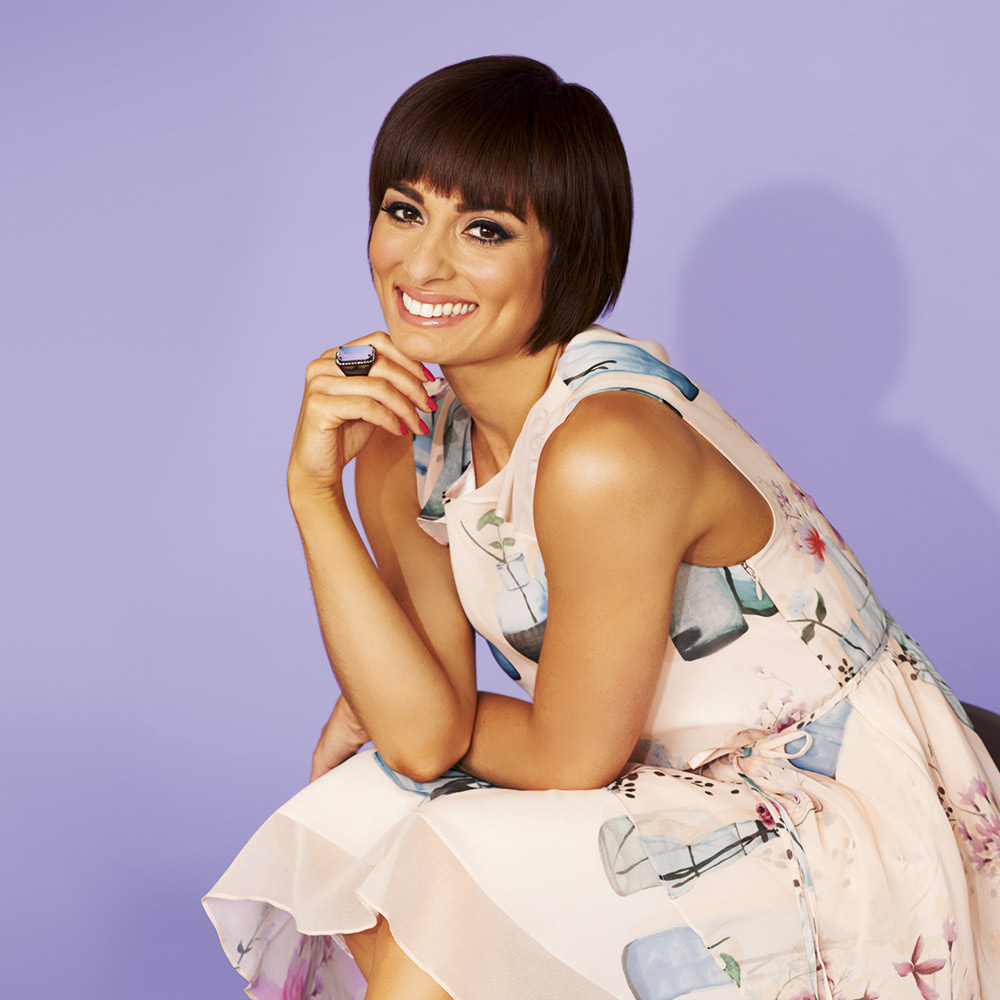 Strictly S Flavia Cacace Shares Her Health And Diet Secrets