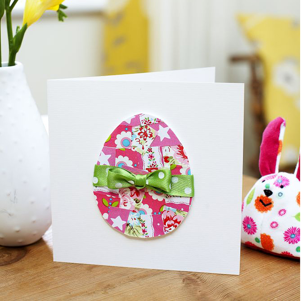 Ideas For Making Easter Cards Part - 26: Make This Easter Card: A Cracking Good Card Idea