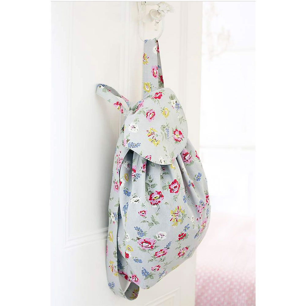Simple to sew backpack sewing pattern for Craft patterns to sew