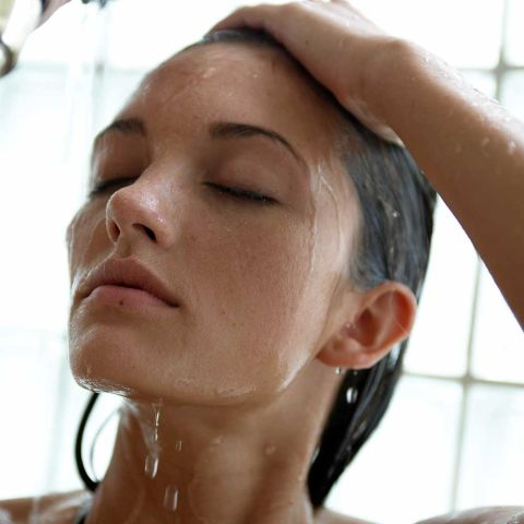 how to stop hair falling out in shower