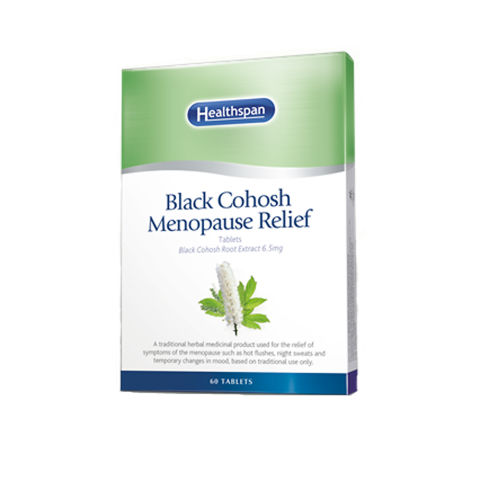 natural menopause supplements