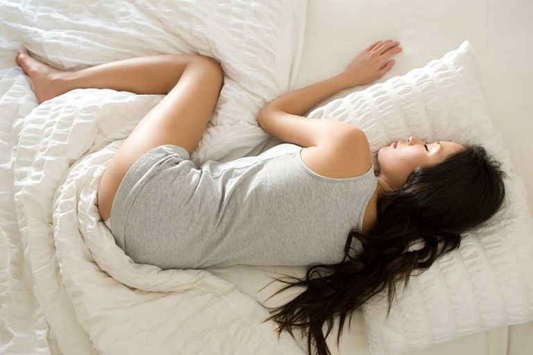 Fetal Position Bed what different sleeping positions say about you