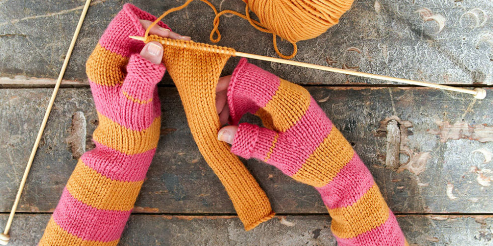 Learn How To Knit: Our Step-By-Step To A New Hobby