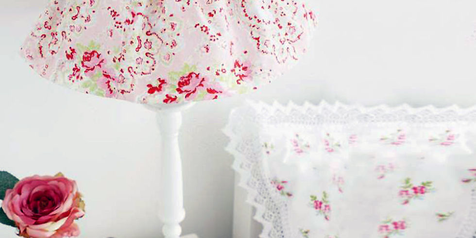 How to cover a lampshade with fabric bedroom lampshade cover mozeypictures Gallery
