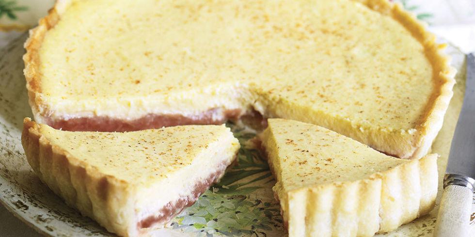 Easy custard tart recipes
