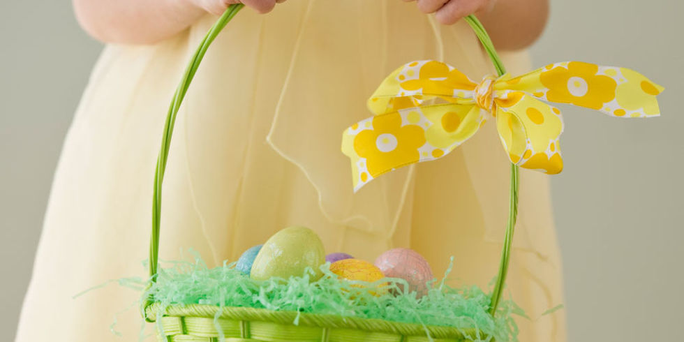 Easter basket gift ideas be inspired with our easter gift basket ideas to make sure your kids stay in love with the easter bunny without od ing on chocolate and sweet treats negle Choice Image