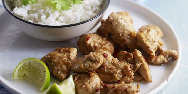 Easy malaysian chicken recipes