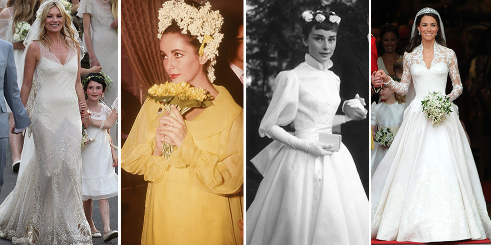 elizabeth taylor wedding dress � dress blog edin