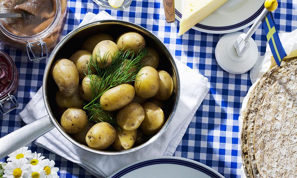 10 new potato recipes - New potatoes recipes treat ...