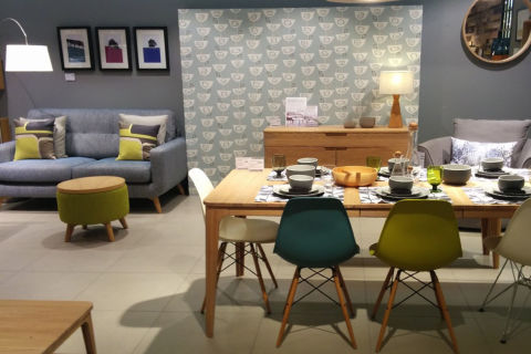 John Lewis Has Unveiled Their New Look Homes Floors And
