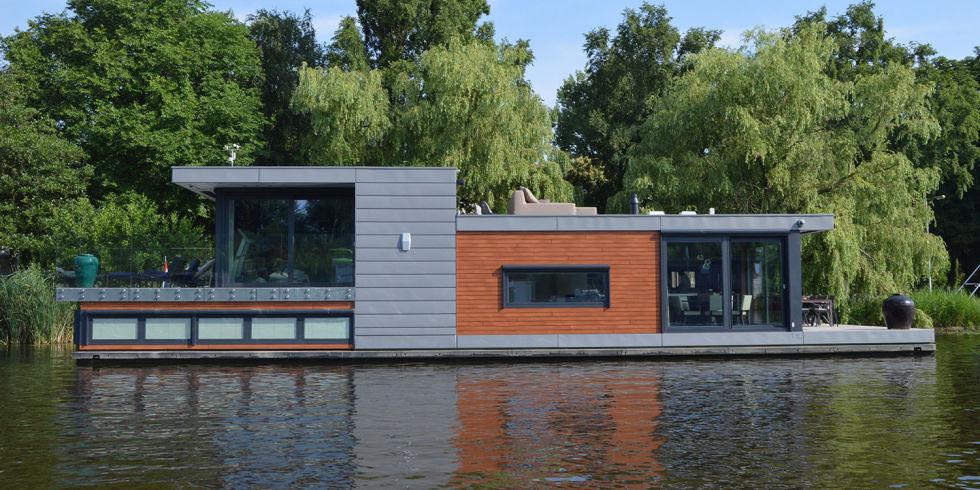 Houseboat Amsterdam