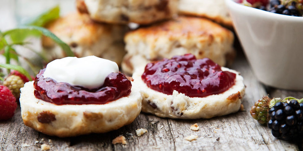 Easy scones recipes uk