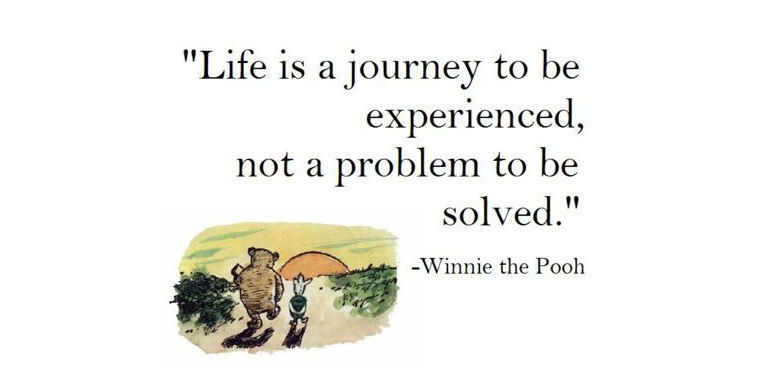 Winnie The Pooh Quotes About Life Simple The Best Winnie The Pooh Quotes  Inspirational Quotes That Will