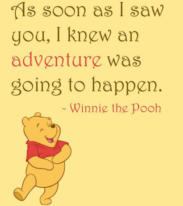 Winnie The Pooh Quotes About Life Amazing The Best Winnie The Pooh Quotes  Inspirational Quotes That Will
