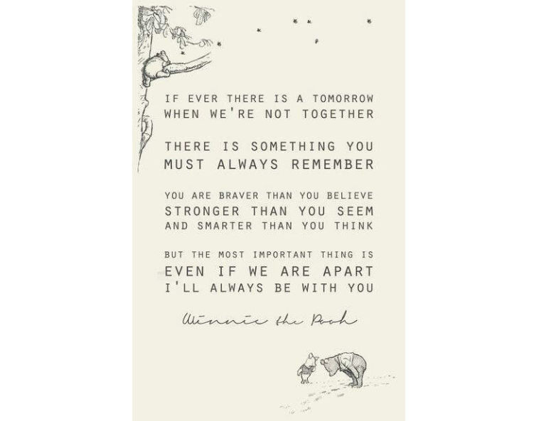 Winnie The Pooh Quotes About Life Extraordinary The Best Winnie The Pooh Quotes  Inspirational Quotes That Will