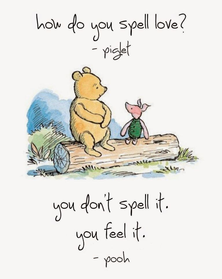 Quotes Winnie The Pooh Stunning The Best Winnie The Pooh Quotes  Inspirational Quotes That Will