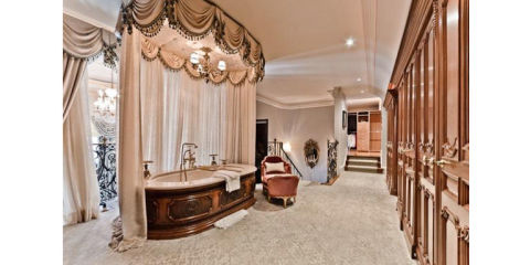 Luxury Bathrooms In Hollywood Celebrity Homes