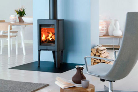 6 of the best wood burning stoves - Stoves for small spaces gallery ...