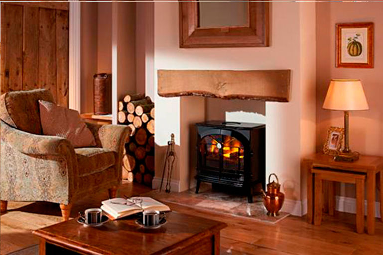 Electric Heating Stove In Living Room Part 77