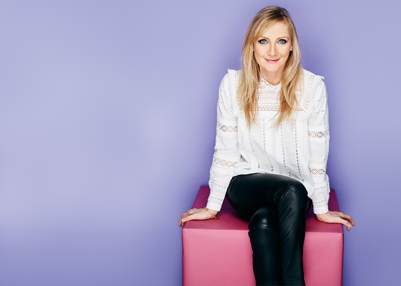 Scott Amp Bailey Actress Lesley Sharp Talks Female