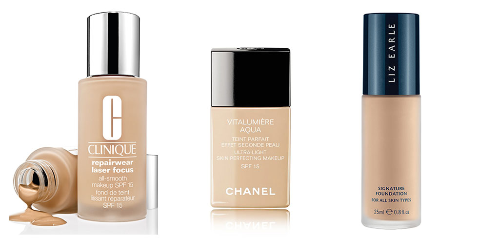 Best Foundation for Mature Skin - Anti