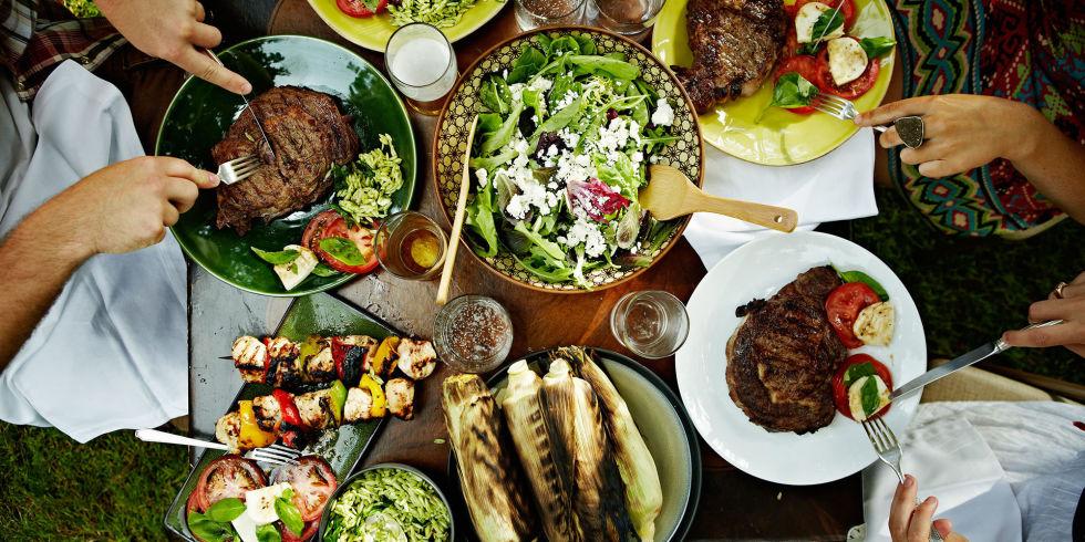 Summer Garden Party Menu Ideas Part - 41: Barbecue Food