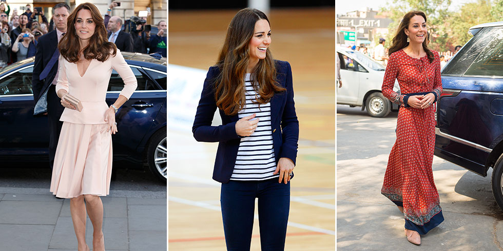 Kate Middleton Dress 9 Style Lessons We Ve Learnt From Kate Middleton