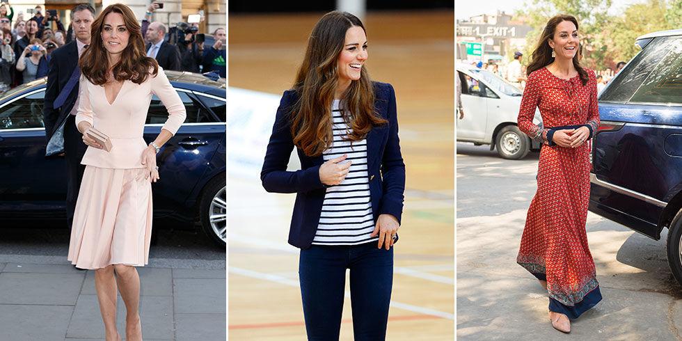 Kate Middleton Dress 9 Style Lessons Weu0027ve