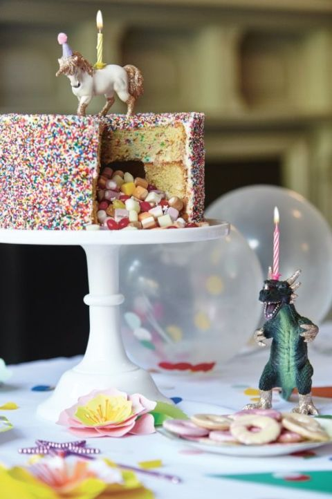 Pinata Cake Recipe Mary Berry