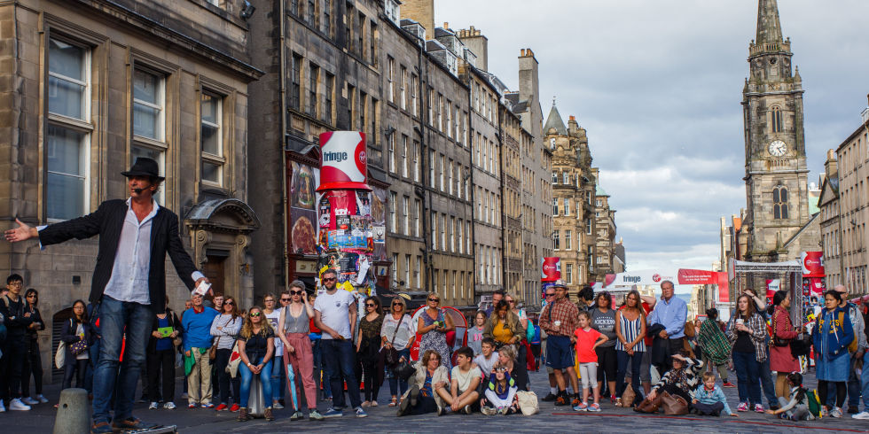 Funniest jokes of the fringe 2016