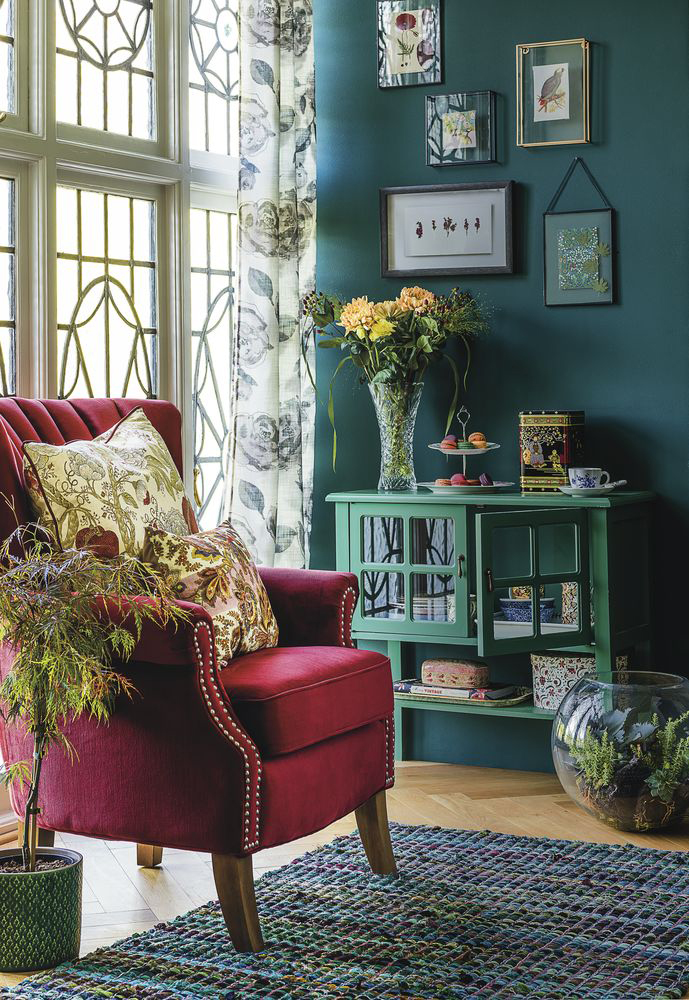 Sarah Beeny S Guide To The Latest Autumn Homes Trends