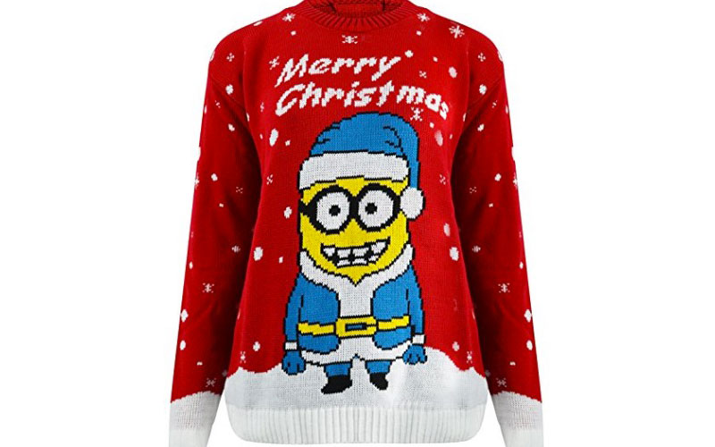Amazing kids Christmas jumpers