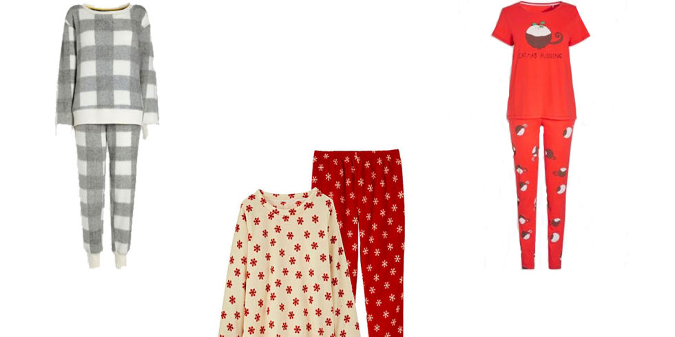 The best women's Christmas pyjamas to cosy up in this festive season