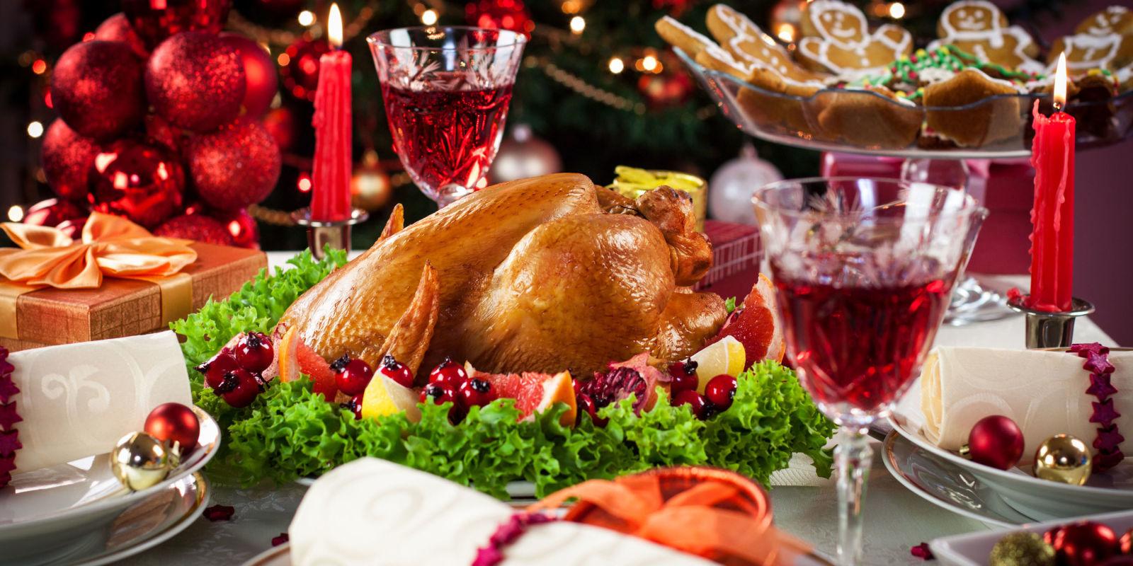 Image result for christmas dinner