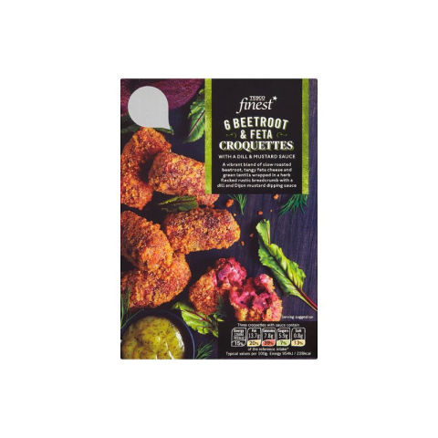 Best vegetarian christmas food 2016 for Waitrose canape selection