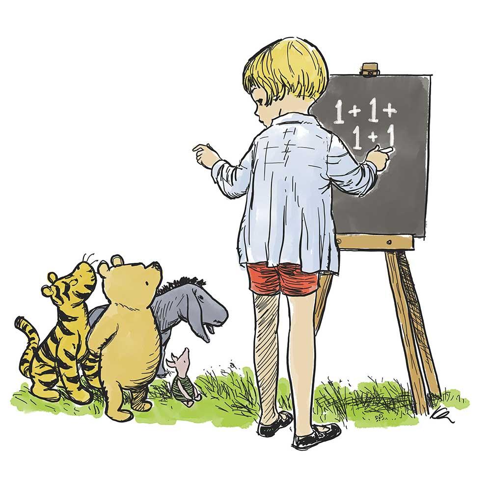winnie the pooh psychology paper
