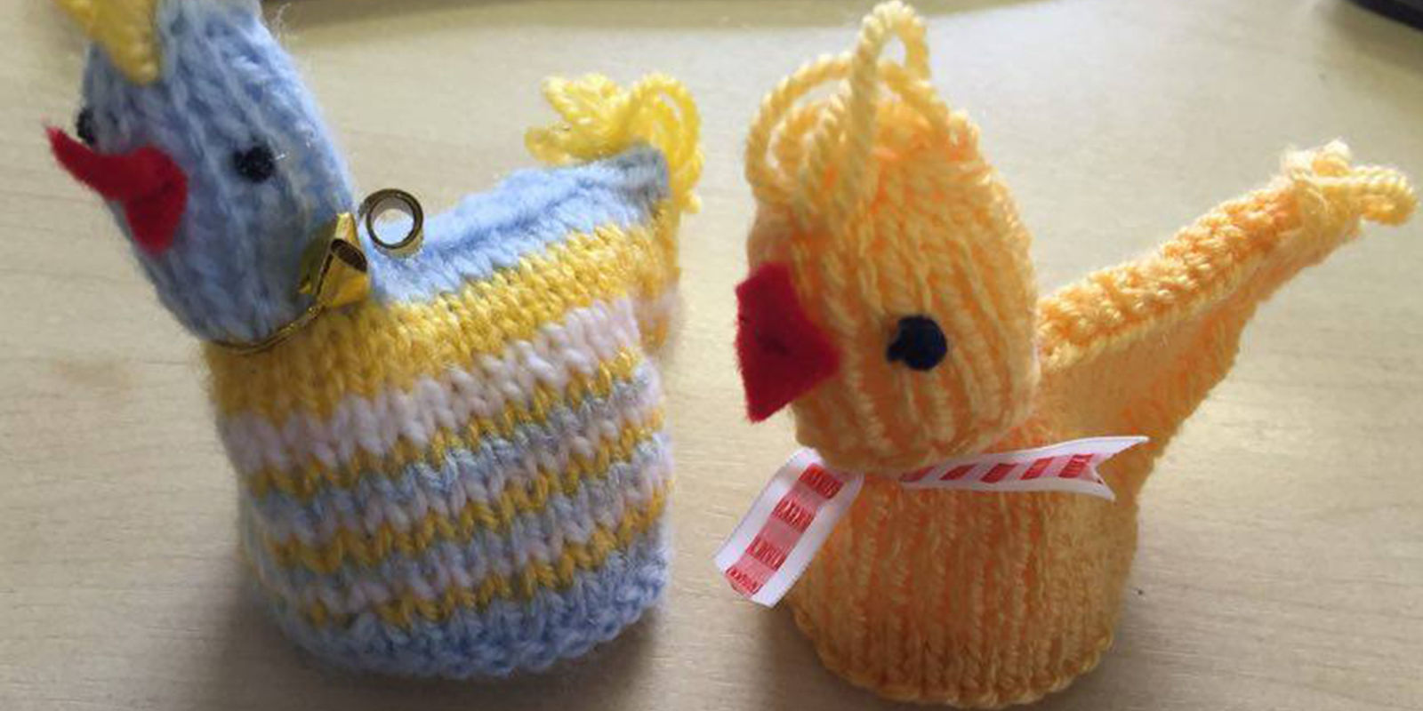 Easter Chick Knitting Pattern Instructions : Free knitting pattern: Easter chick