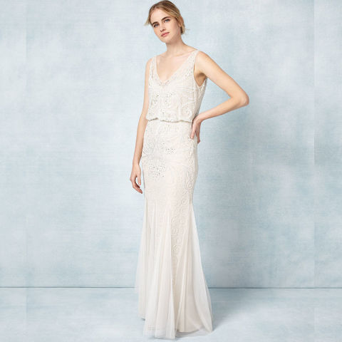 high wedding dresses 500