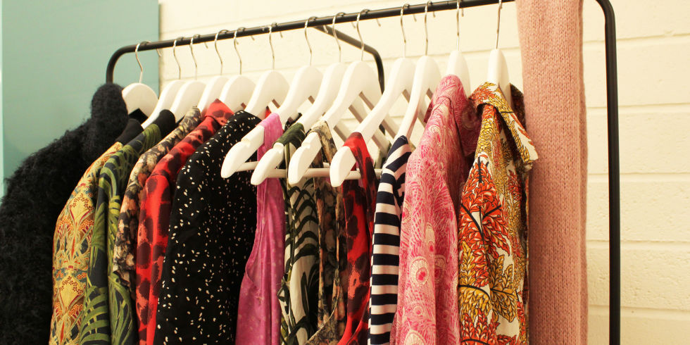Clothes - Magazine cover