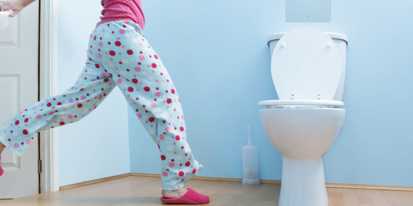 the one change that will help you stop needing the toilet