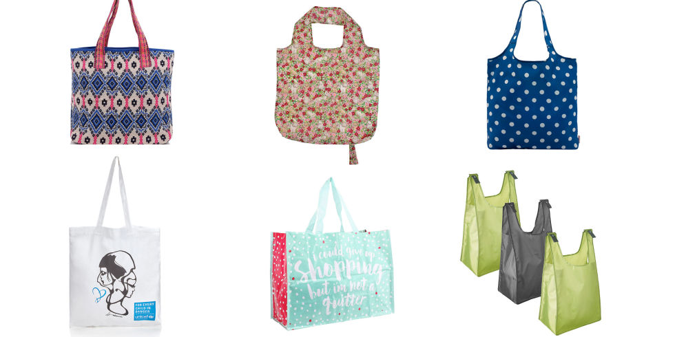 Reusable bags: 10 pretty and practical shopping totes you'll use ...